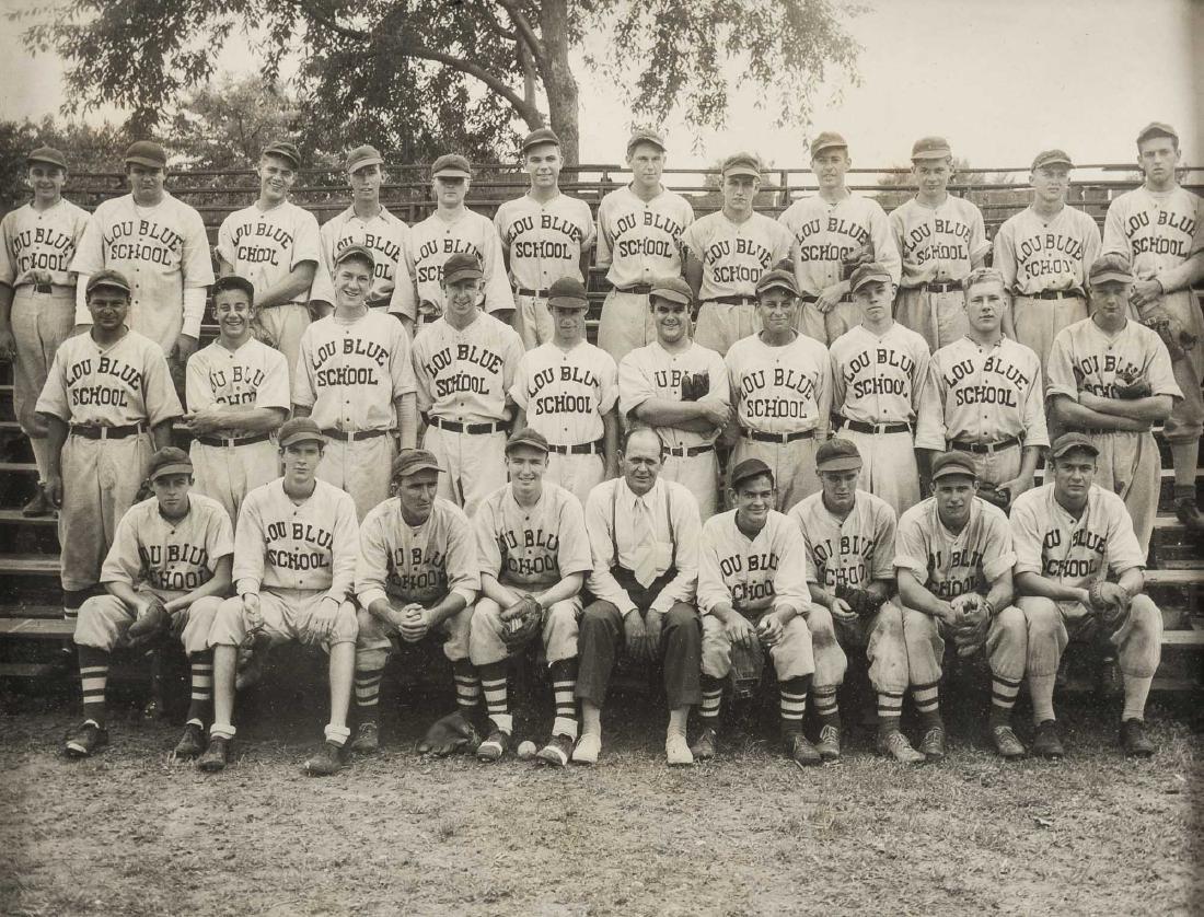 Circa 1930s Images incl CCC Baseball Team - 5