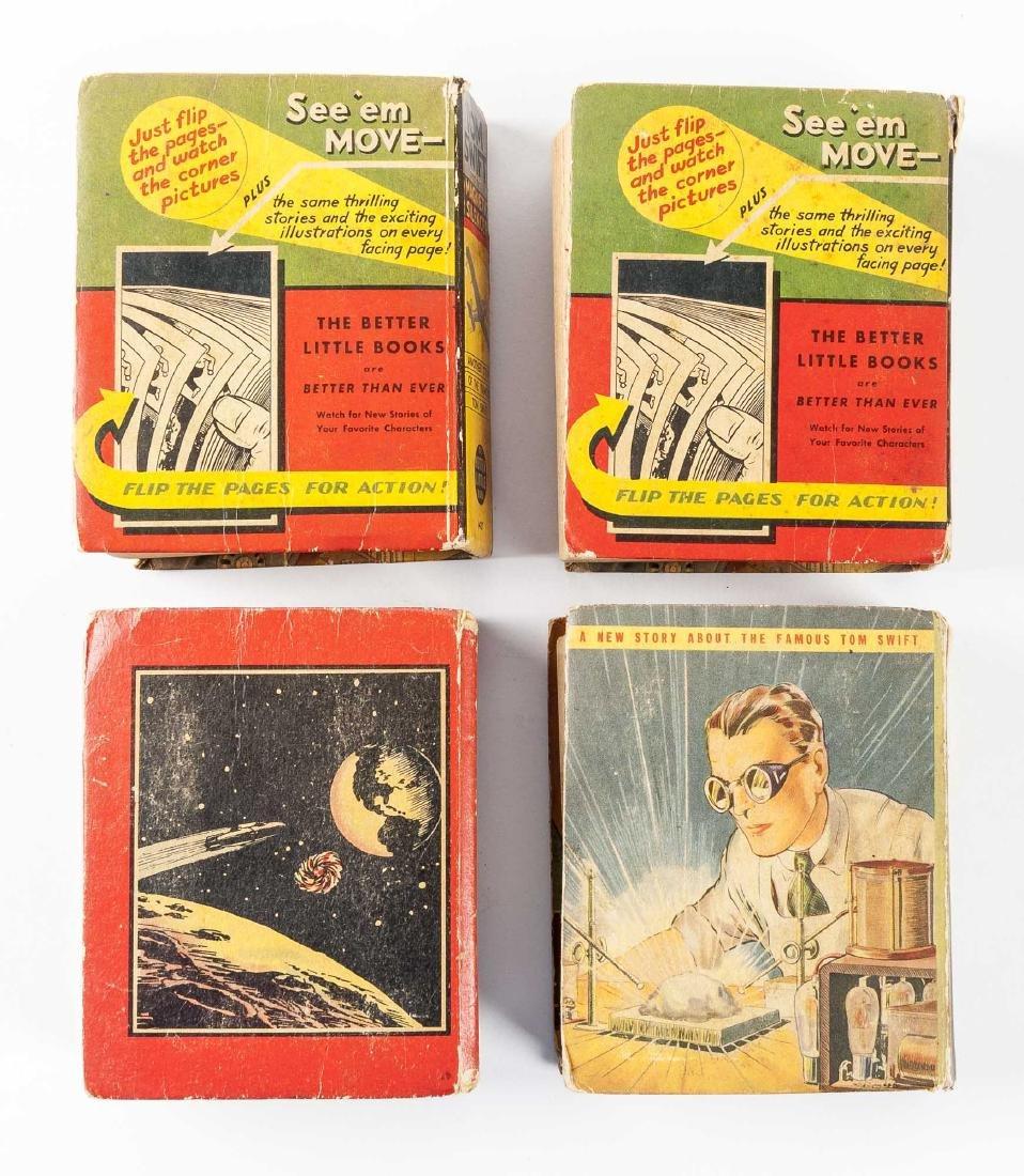1 Jack Swift & 3 Tom Swift Big Little Books - 4