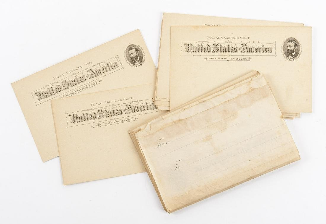 4 Sets of Goldsmith Columbian Expo Postcards - 2
