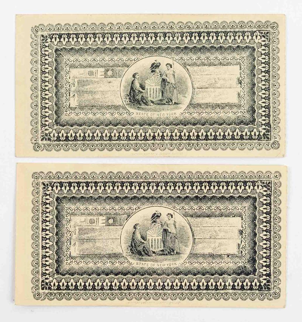 Columbian Exposition Puck Postcard & Tickets - 3