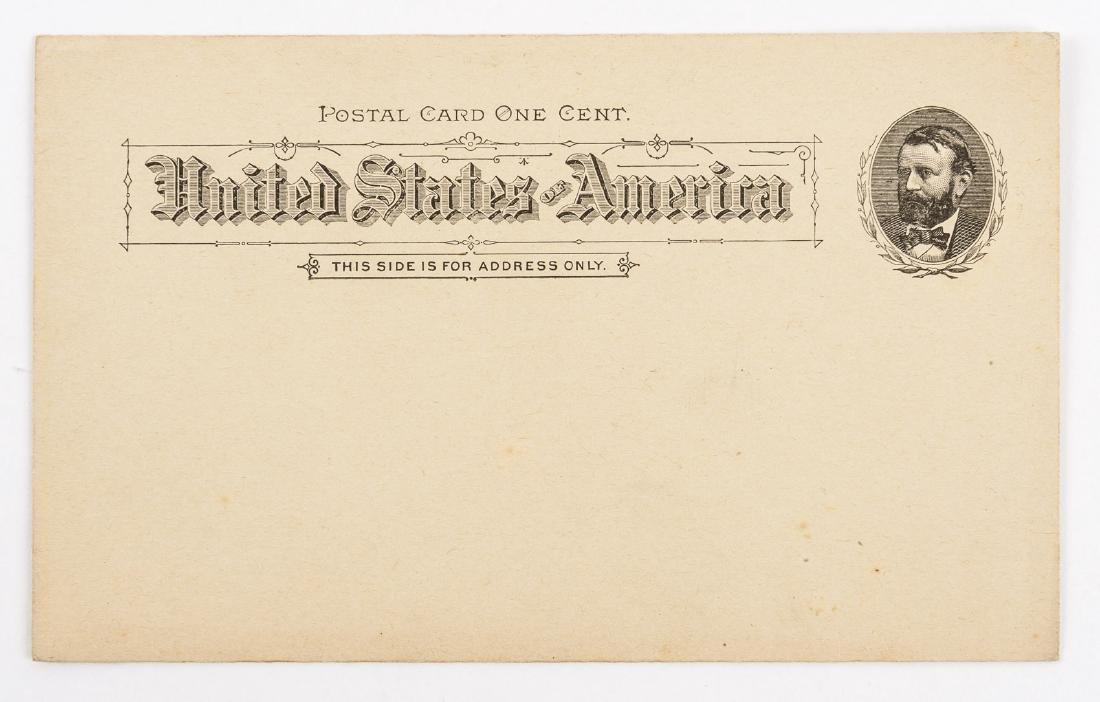 Columbian Exposition Puck Postcard & Tickets - 5