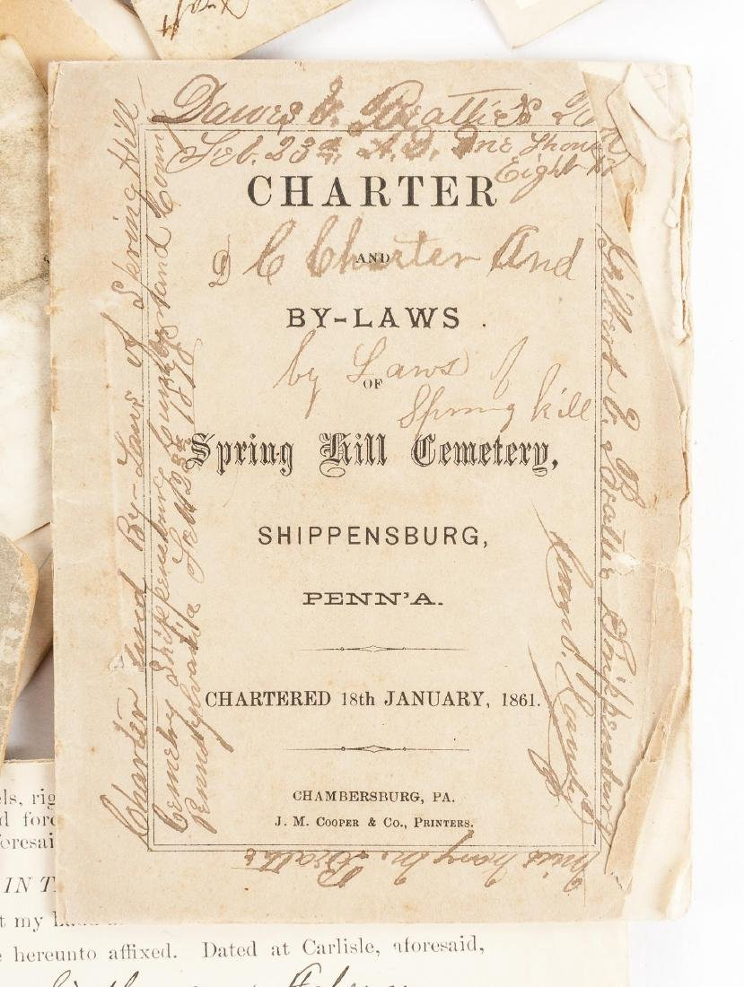 Archive of the Beattie Family of Cumberland County - 3