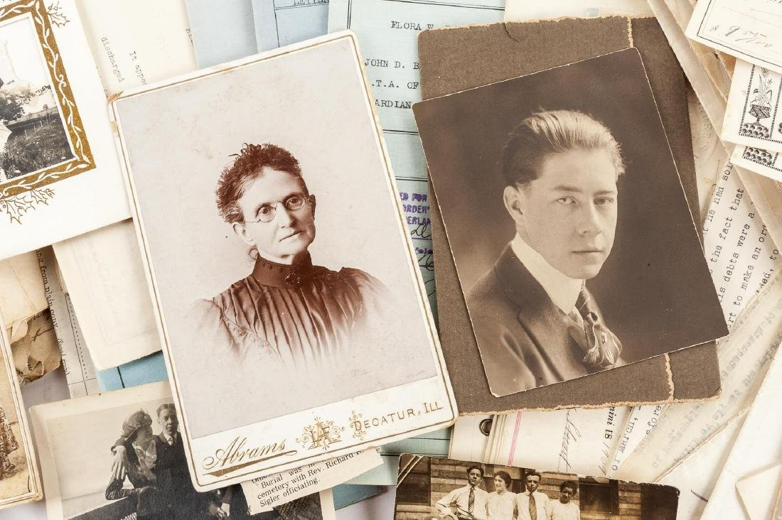Archive of the Beattie Family of Cumberland County - 4