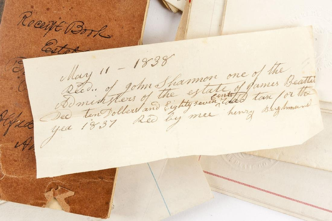 Archive of the Beattie Family of Cumberland County - 5