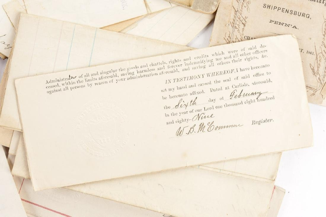 Archive of the Beattie Family of Cumberland County - 7