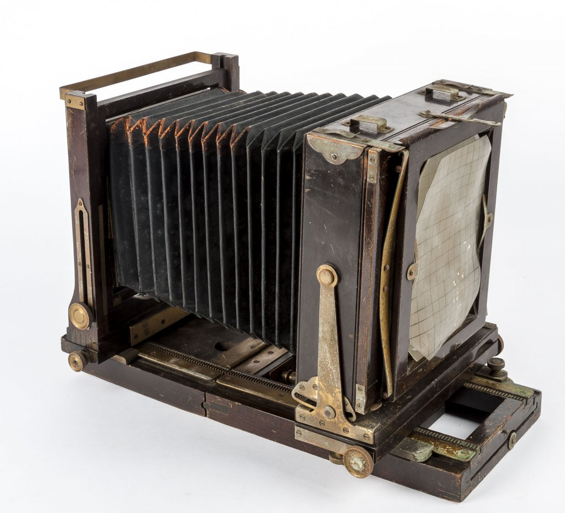 Agfa Ansco Accordion Box Camera Outfit in Cases - 10