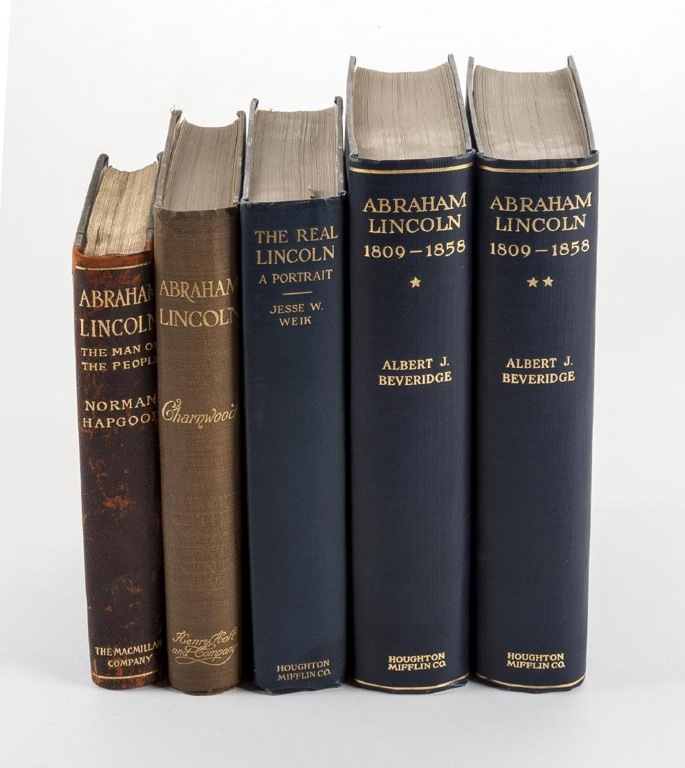 5 Books About Abraham Lincoln