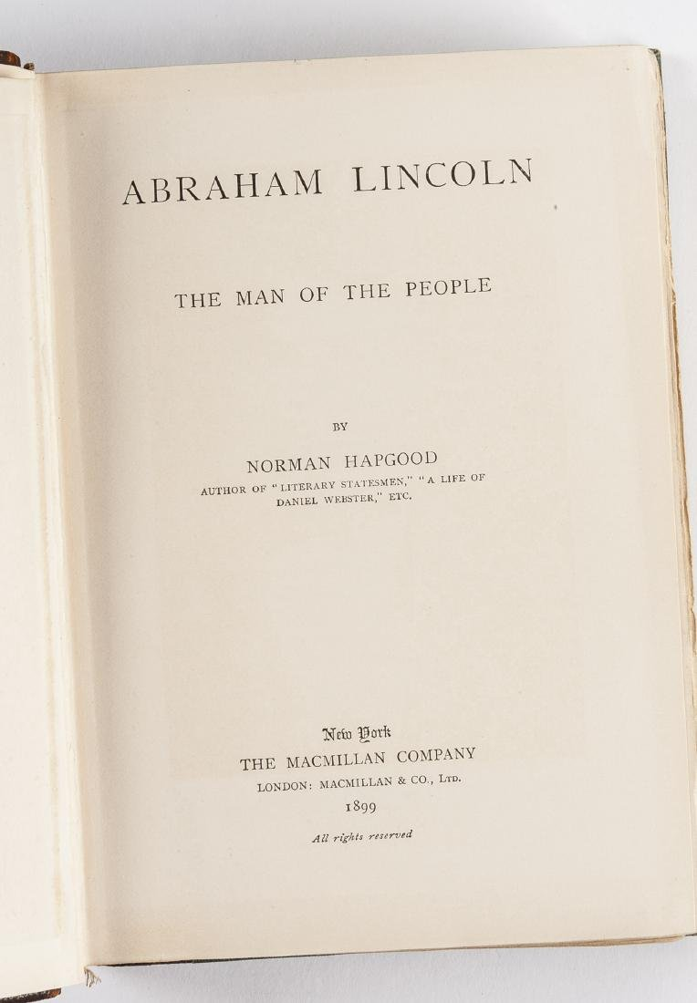 5 Books About Abraham Lincoln - 3