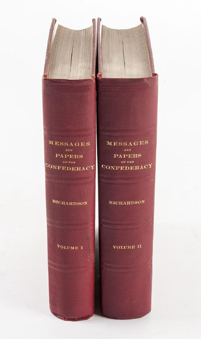 Messages and Papers of the Confederacy