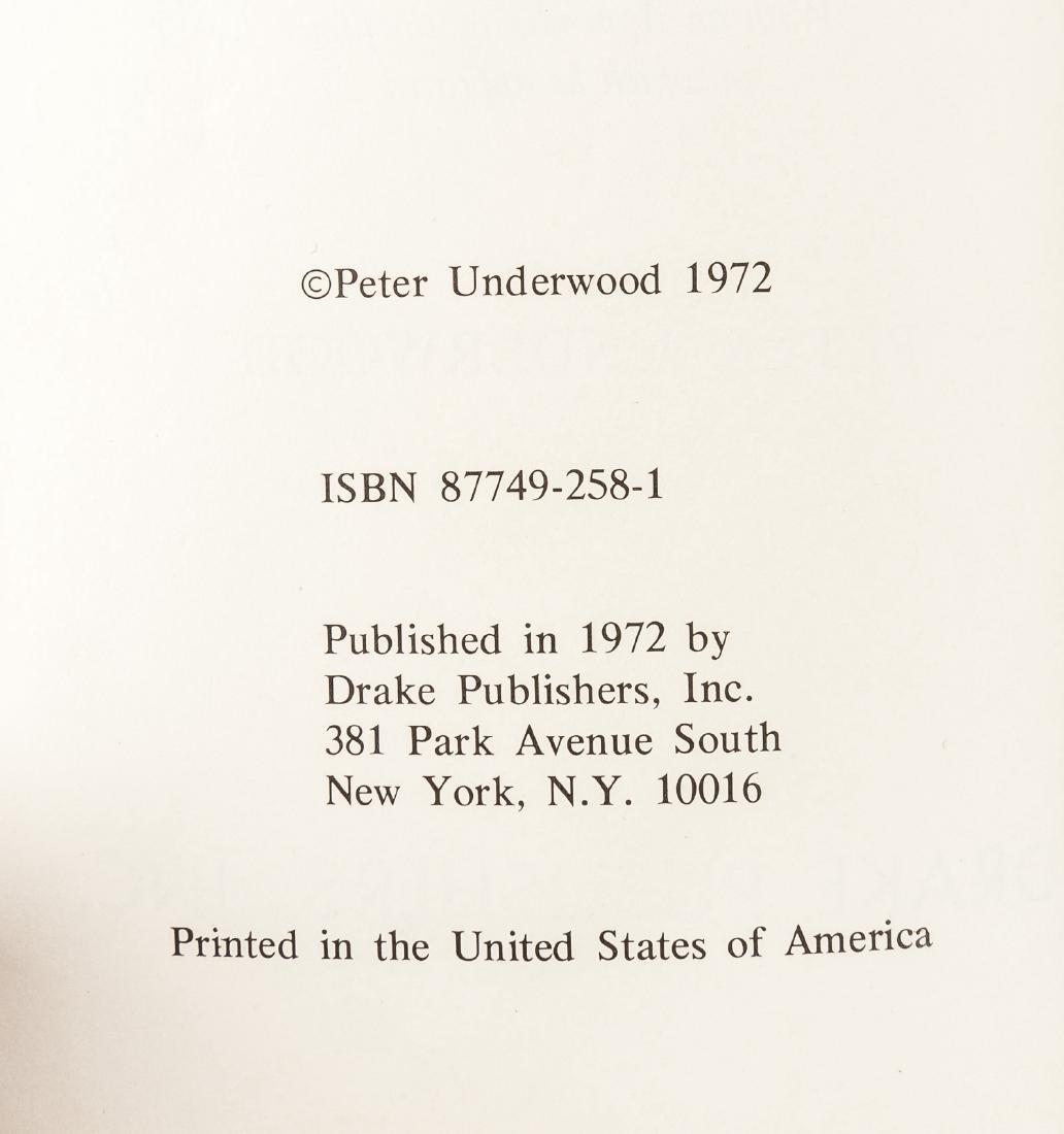Boris Karloff Biography & Karloff Autograph - 6