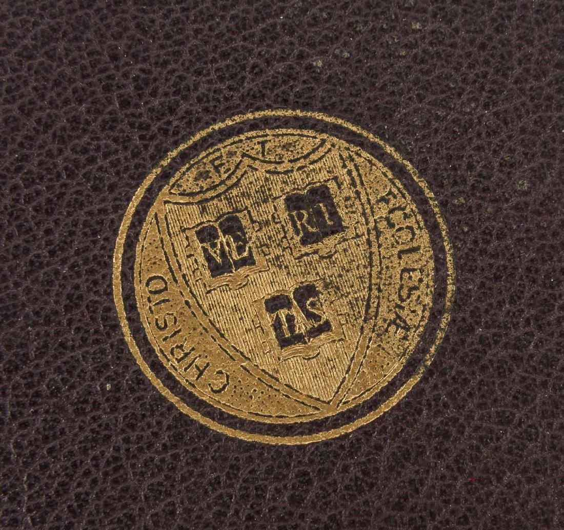 Harvard 1934 Class Album & Advocate Medal - 5