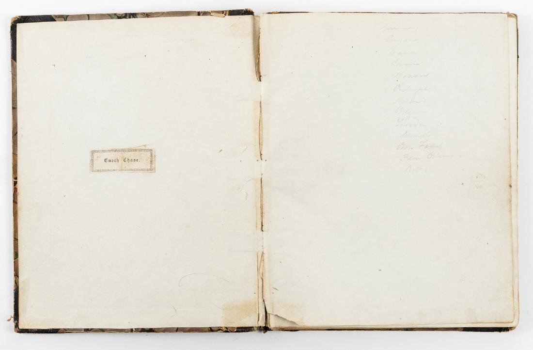Enoch Chase Book & Notebook - 7