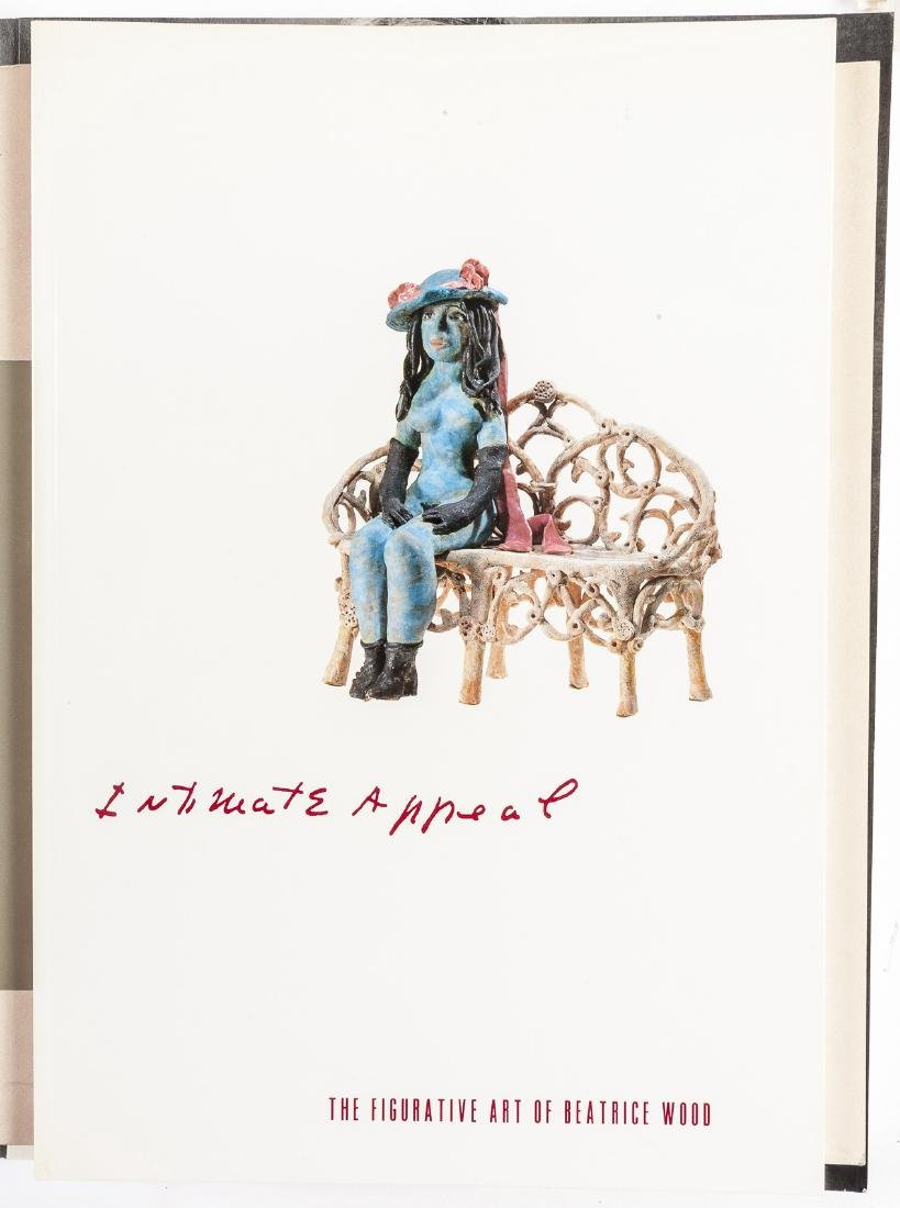 2 Photographs & Books of Potter Beatrice Wood - 7