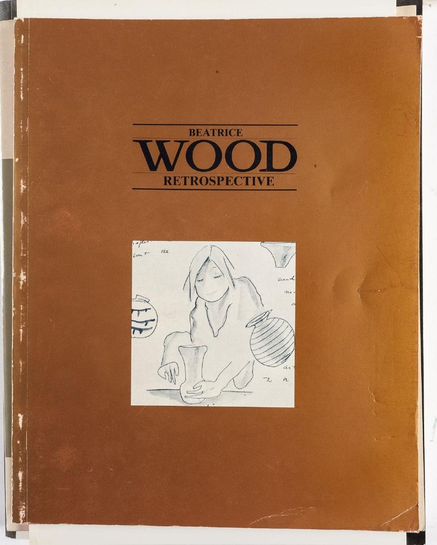 2 Photographs & Books of Potter Beatrice Wood - 8