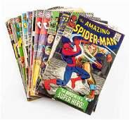 15 DC Comic Books incl Superman  The Flash