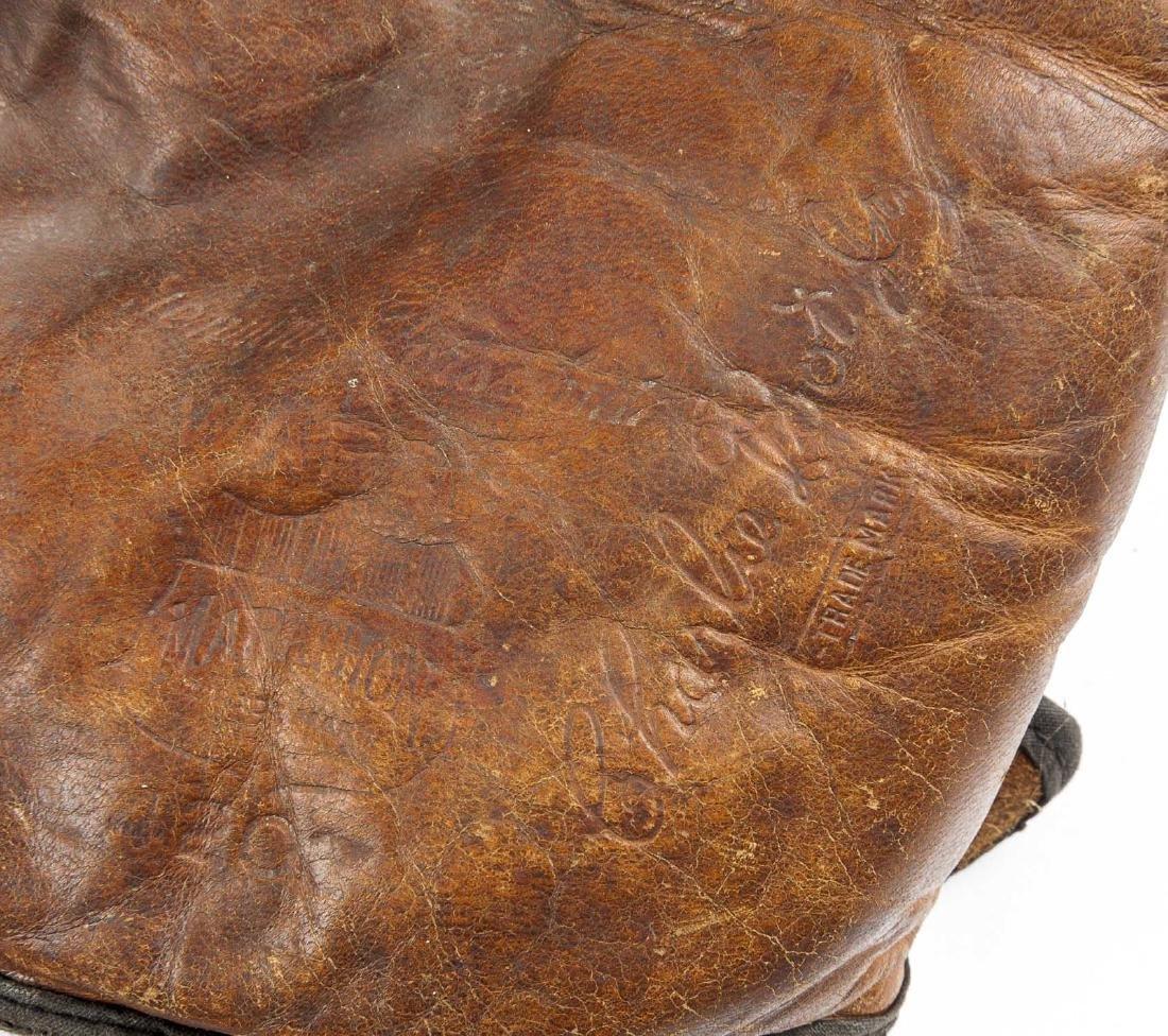 4 1910's & 1920's Web Gloves Incl D & M - 5