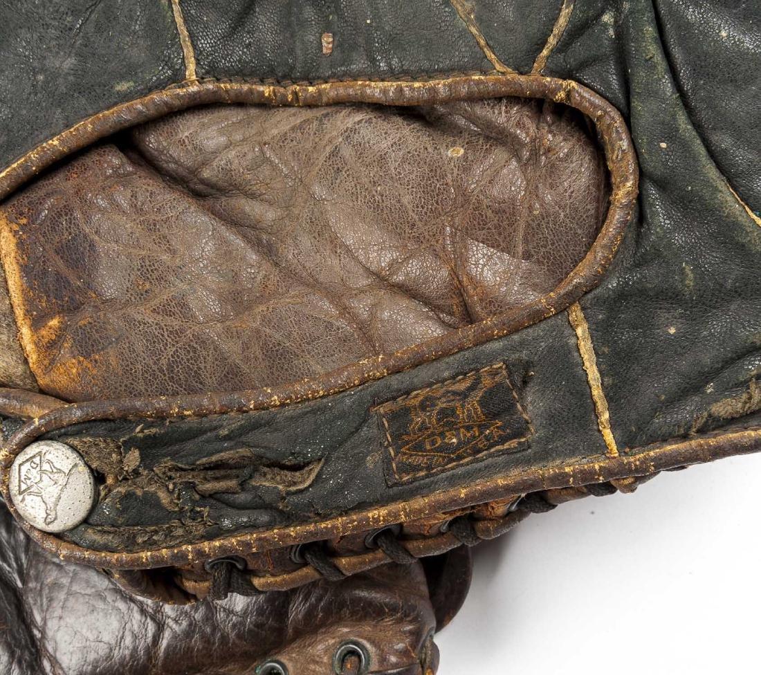 4 1910's & 1920's Web Gloves Incl D & M - 6