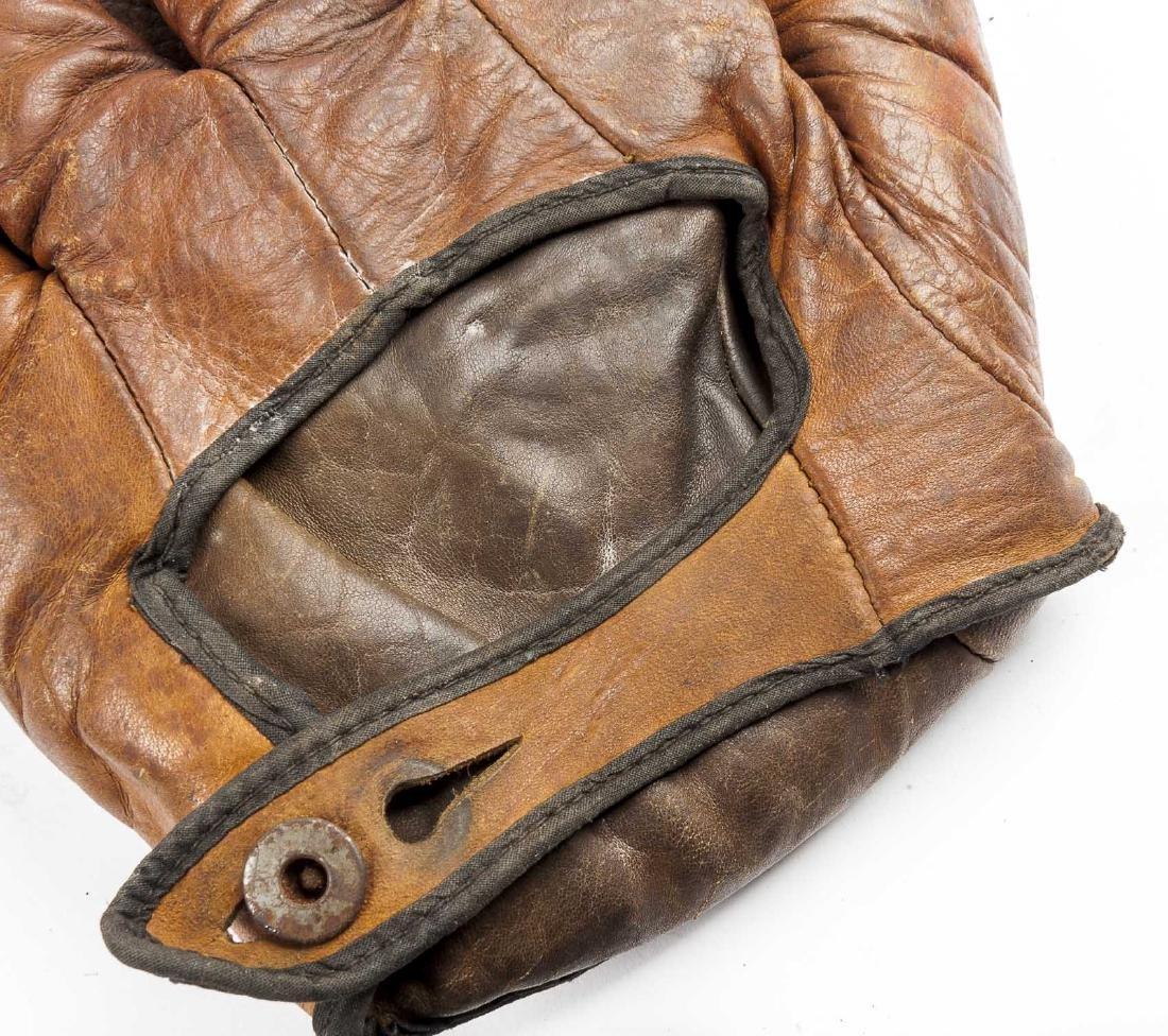 4 1910's & 1920's Web Gloves Incl D & M - 7