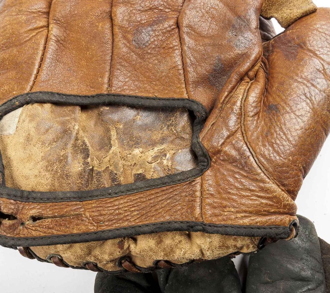 4 1910's & 1920's Web Gloves Incl D & M - 8