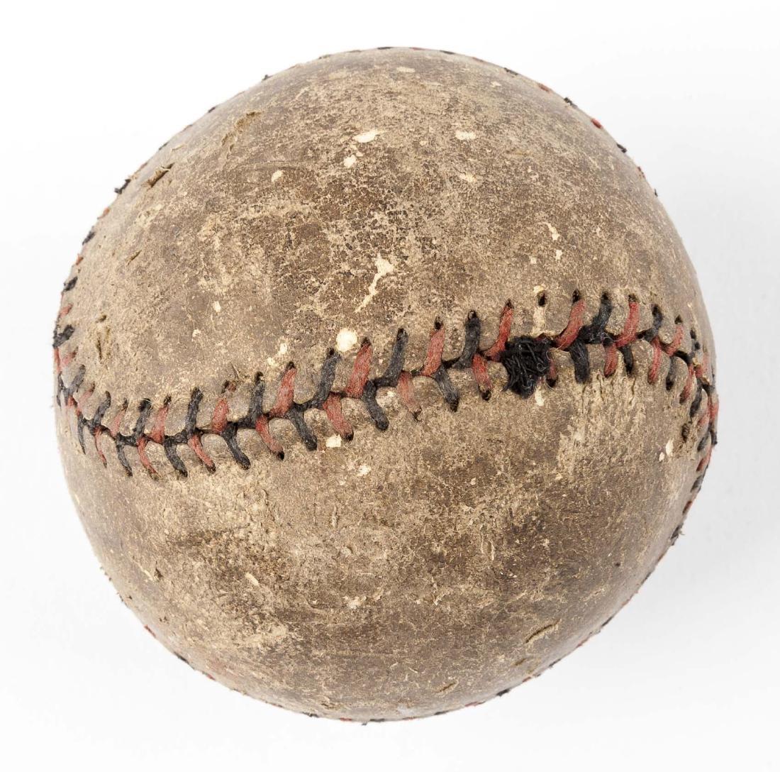 2 Vintage Balls incl Wilson Playground Ball - 3