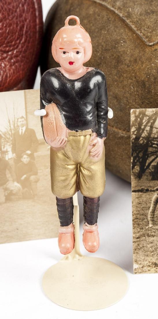 6 Pcs Sports Memorabilia C 1910-1940's - 3