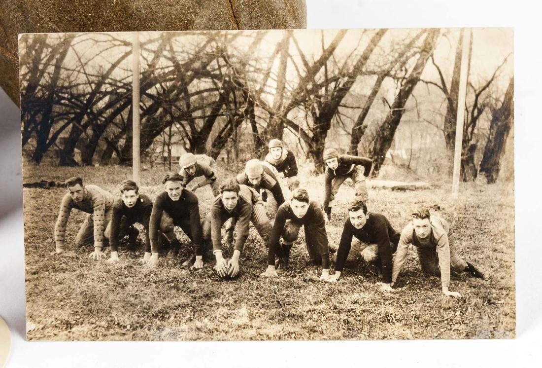 6 Pcs Sports Memorabilia C 1910-1940's - 4