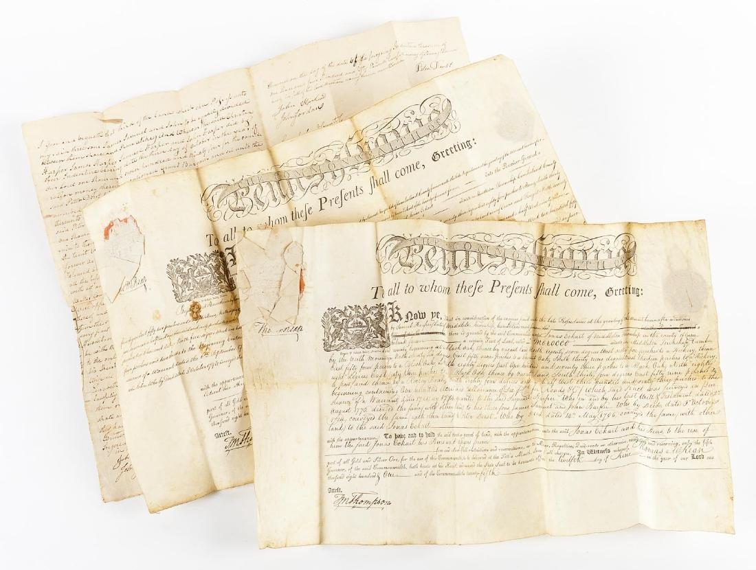 Deed History of Stipes Farm, Carlisle PA 1795-2000