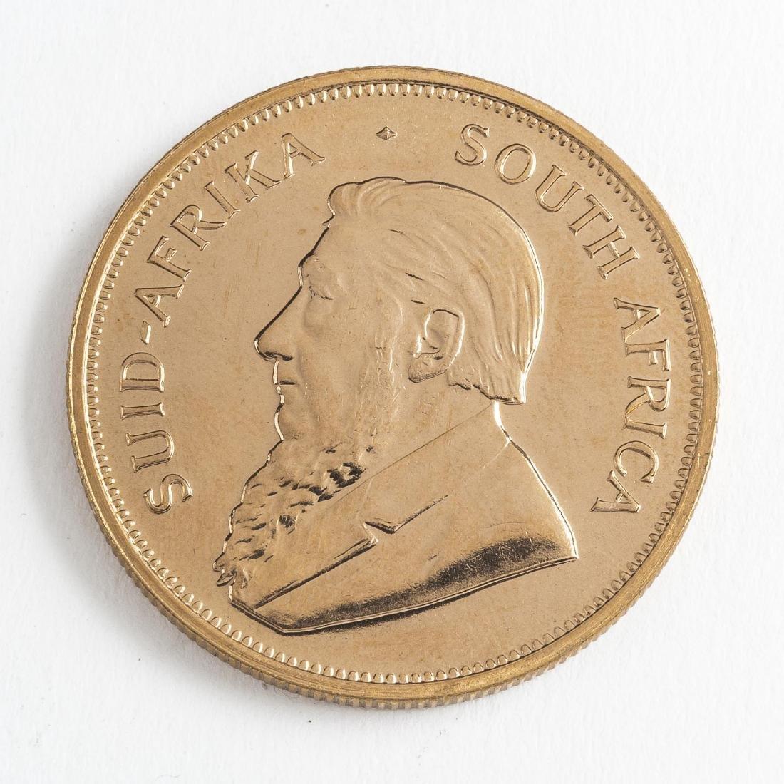 1978 1 Ounce Gold Krugerrand