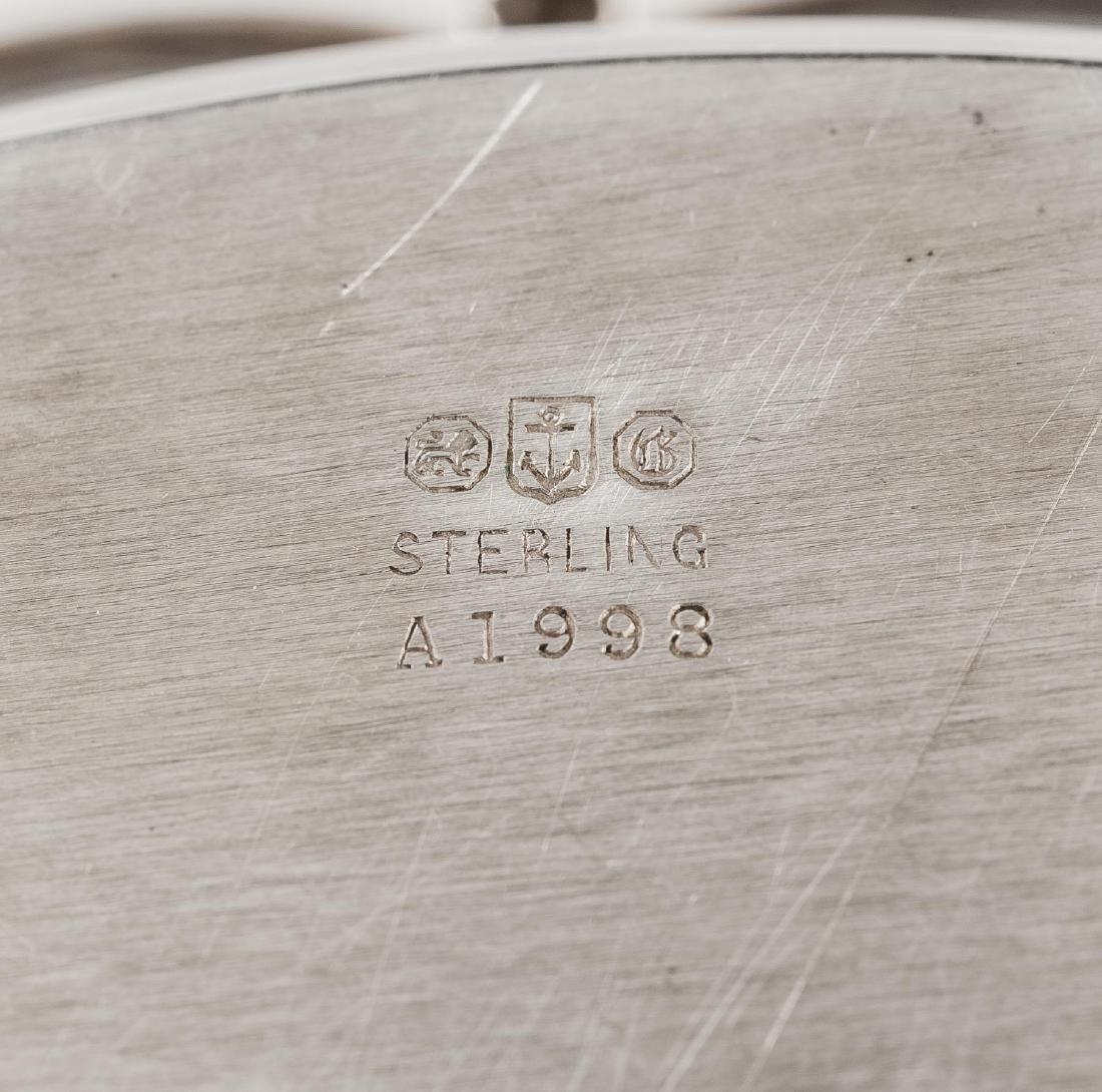 Gorham Sterling Nut Tray & 12 Nut Bowls - 2