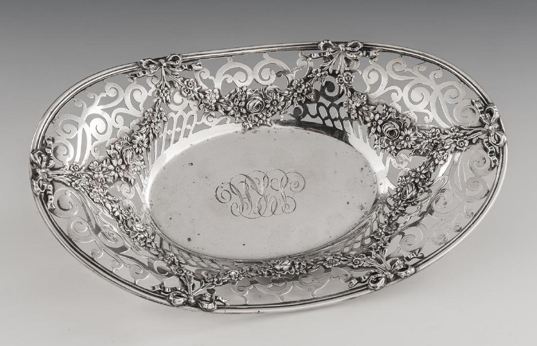 Black, Starr, & Frost Sterling Pierced Bowl
