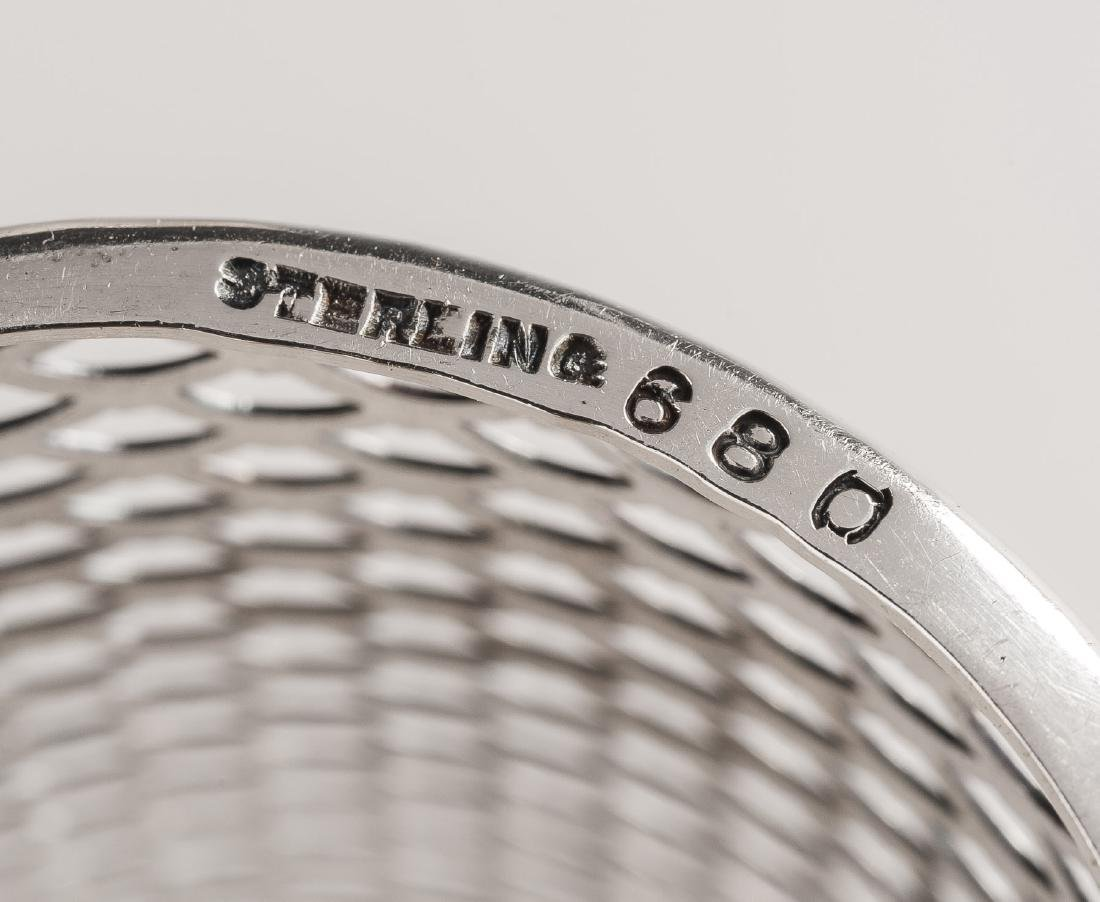Meriden Sterling Bottle & 6 Tumbler Sleeves - 2