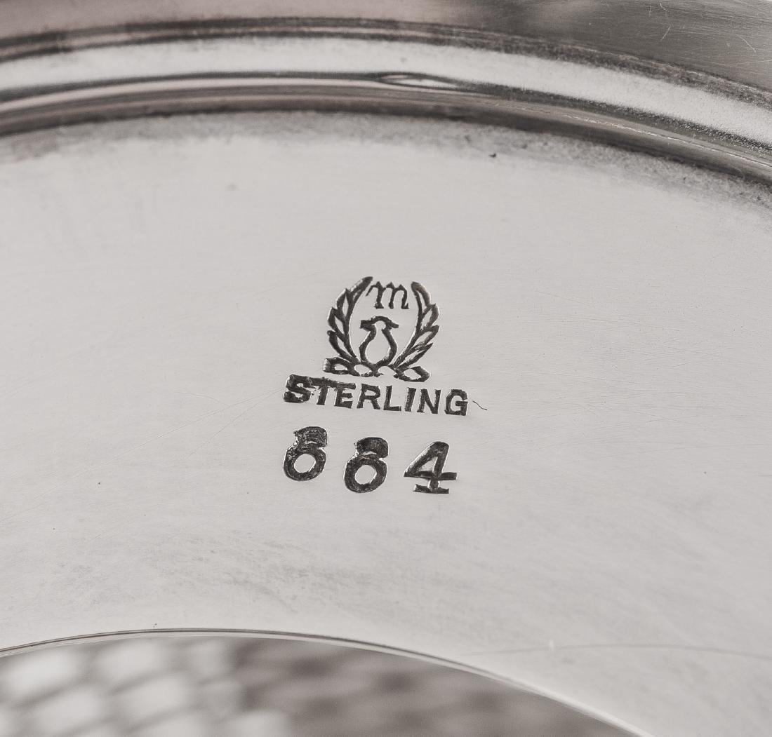 Meriden Sterling Bottle & 6 Tumbler Sleeves - 3