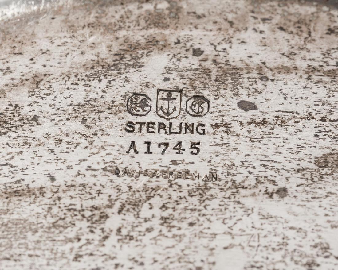 Gorham Sterling Card Tray - 2