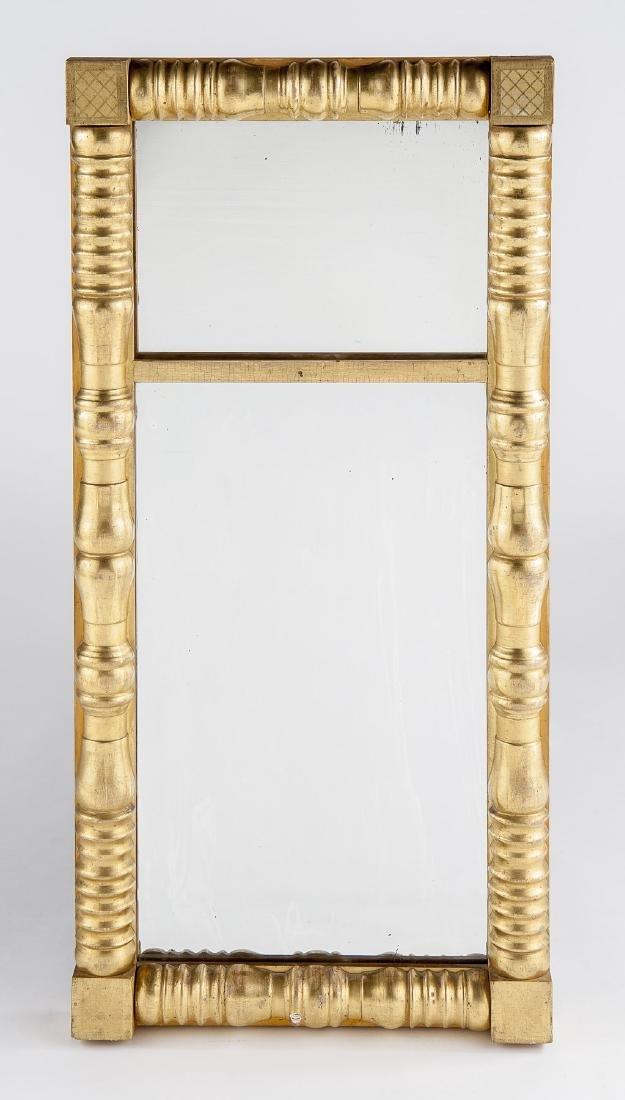 James Todd Gilt Pier Mirror