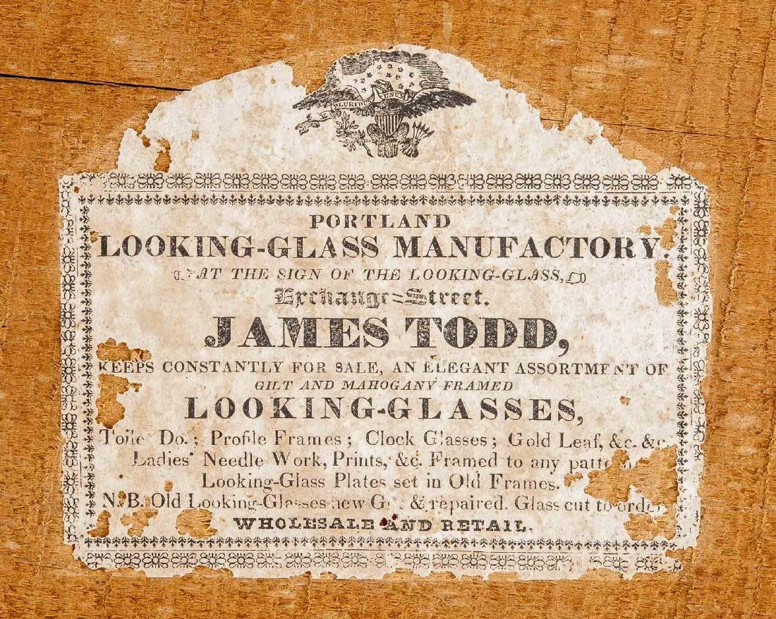 James Todd Gilt Pier Mirror - 3