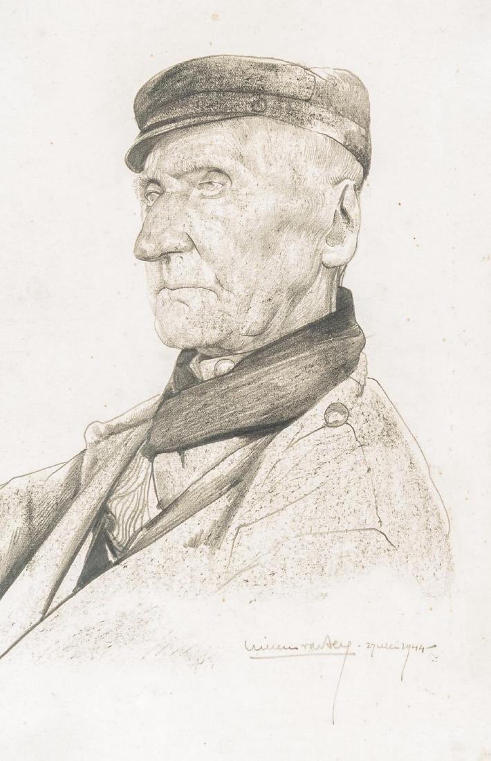 Willem Van Den Berg (Netherlands, 1886-1970)