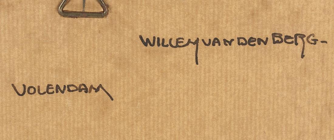 Willem Van Den Berg (Netherlands, 1886-1970) - 4
