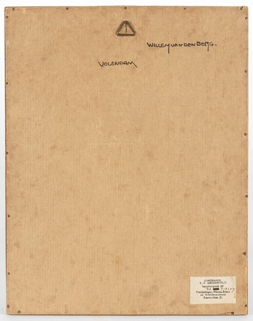 Willem Van Den Berg (Netherlands, 1886-1970) - 5