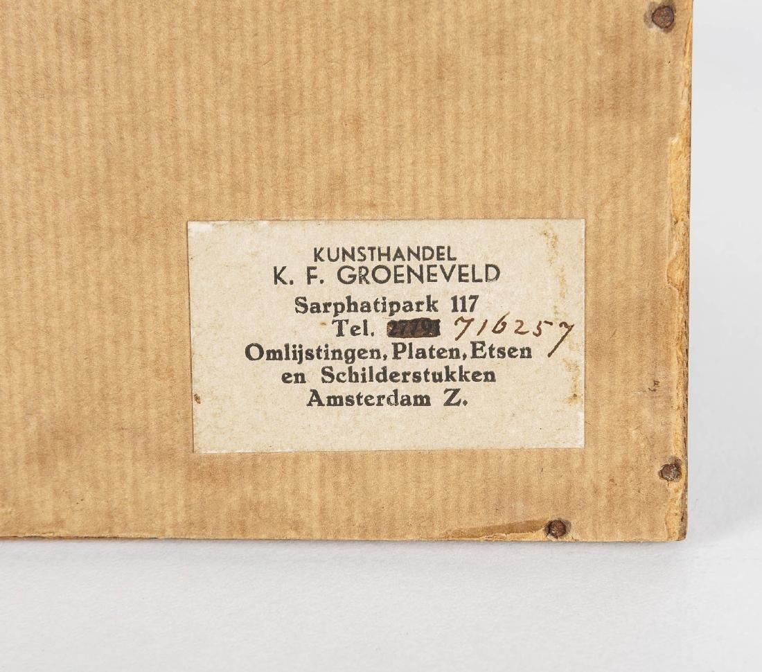 Willem Van Den Berg (Netherlands, 1886-1970) - 6