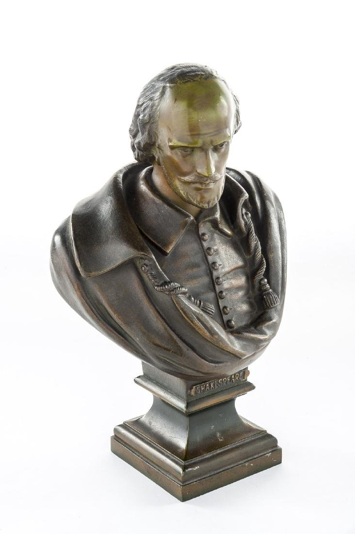 Shakespeare Bust & Inkwell - 8