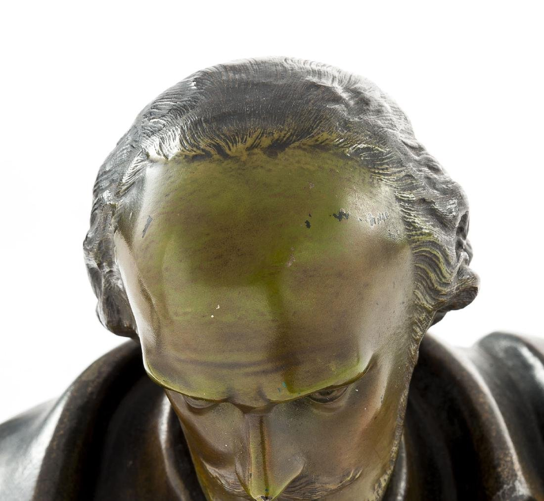 Shakespeare Bust & Inkwell - 9