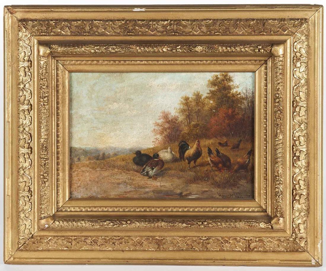 Howard Hill (New York/England, D. 1870) - 2