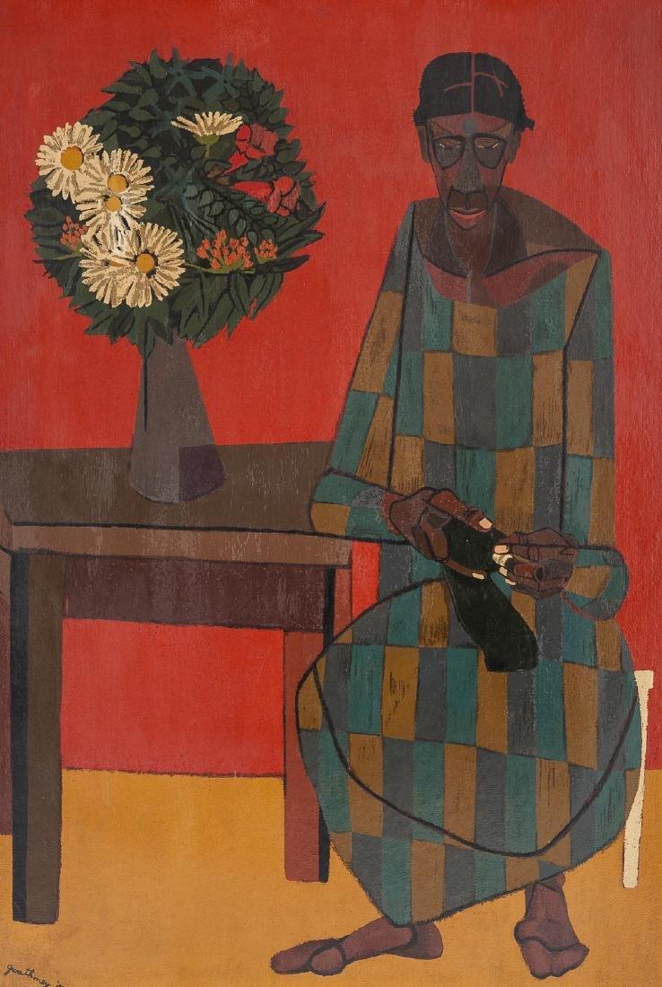 Robert Gwathmey (New York/Virginia, 1903-1988)
