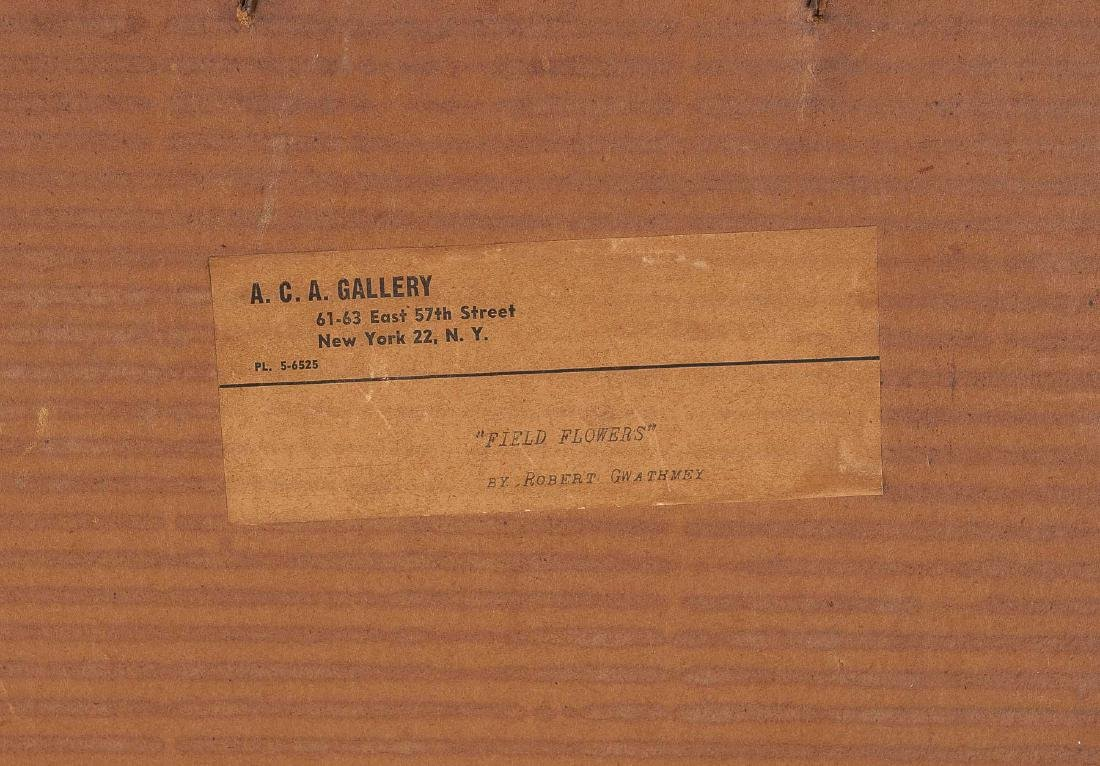 Robert Gwathmey (New York/Virginia, 1903-1988) - 5