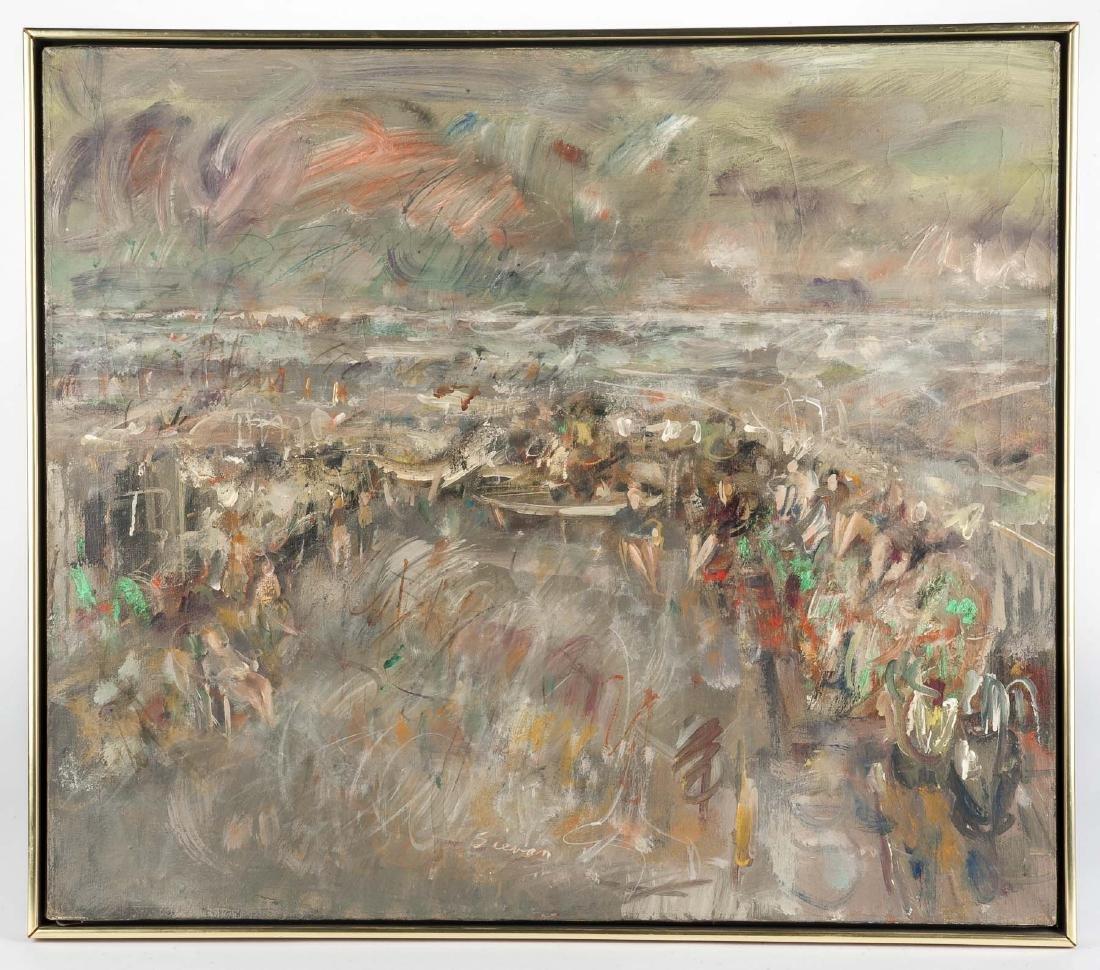 Maurice Sievan (New York, 1898-1981) - 2
