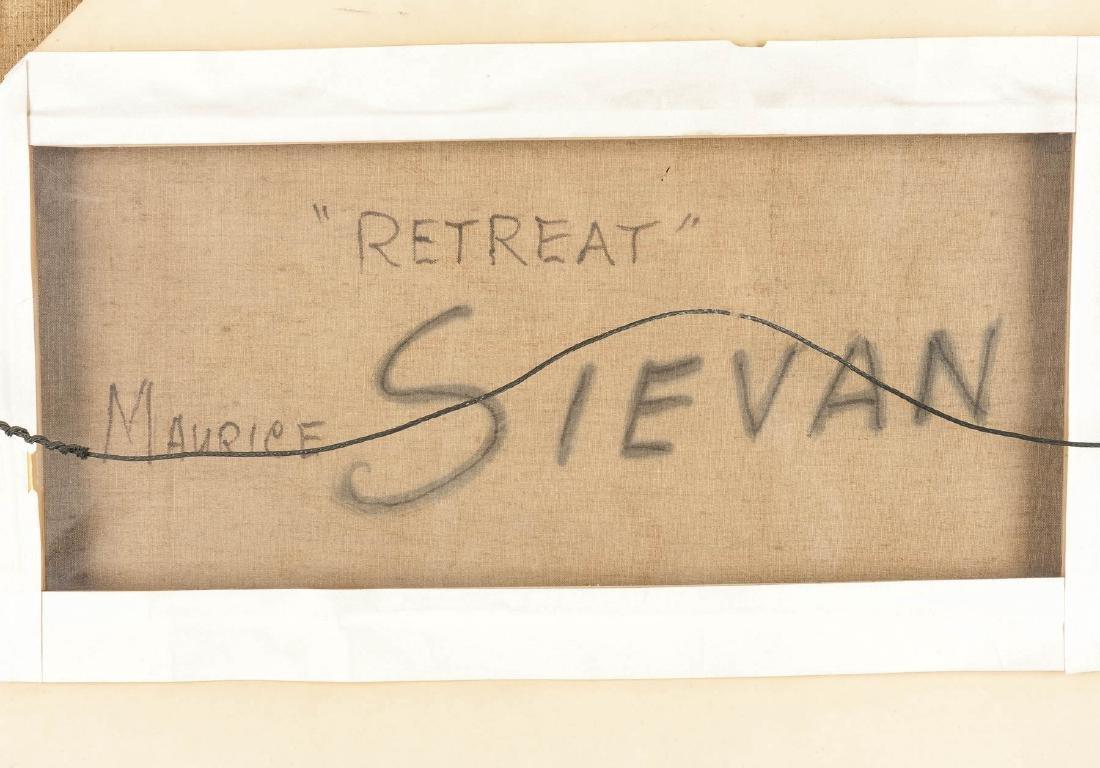 Maurice Sievan (New York, 1898-1981) - 4