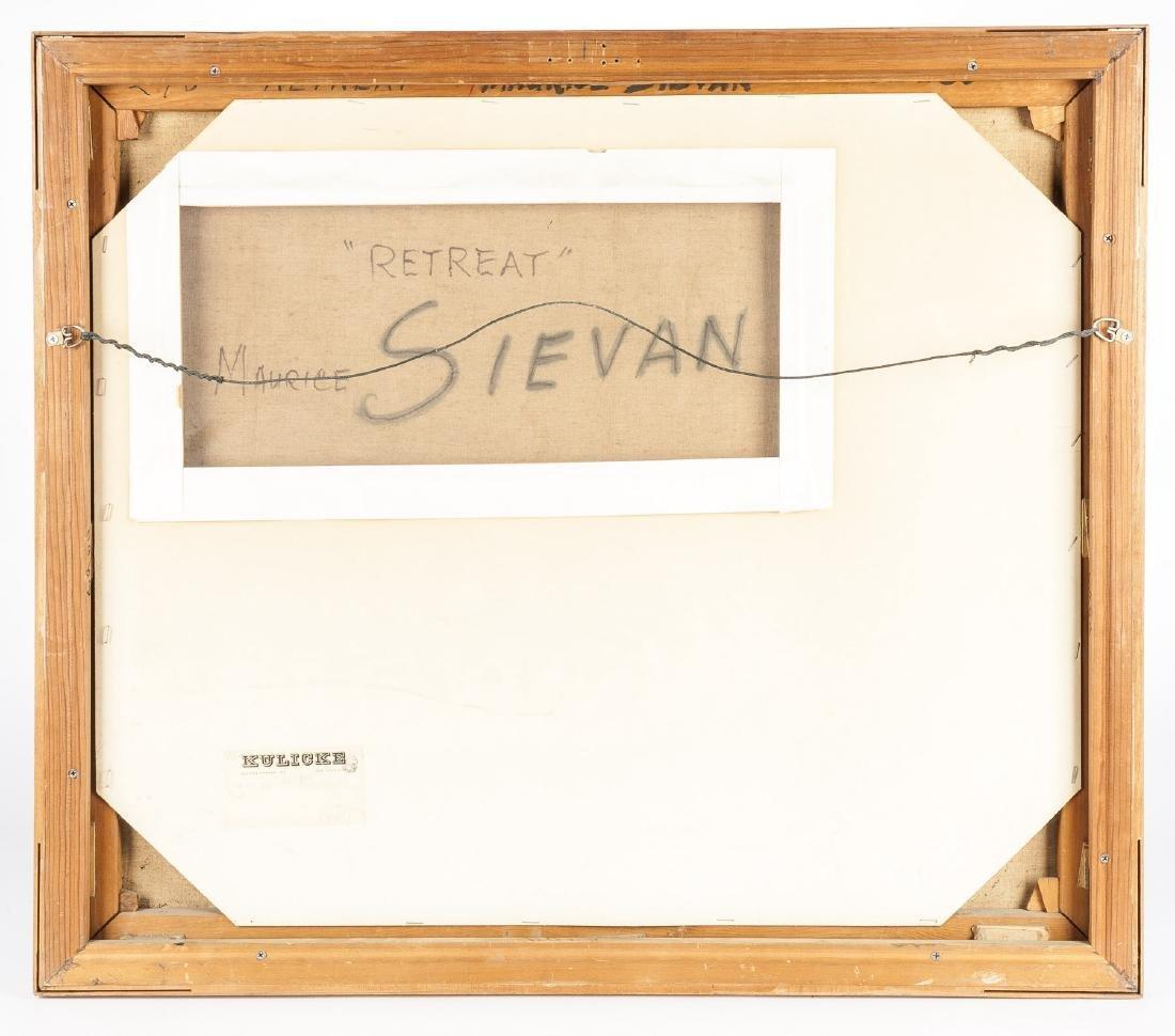 Maurice Sievan (New York, 1898-1981) - 5
