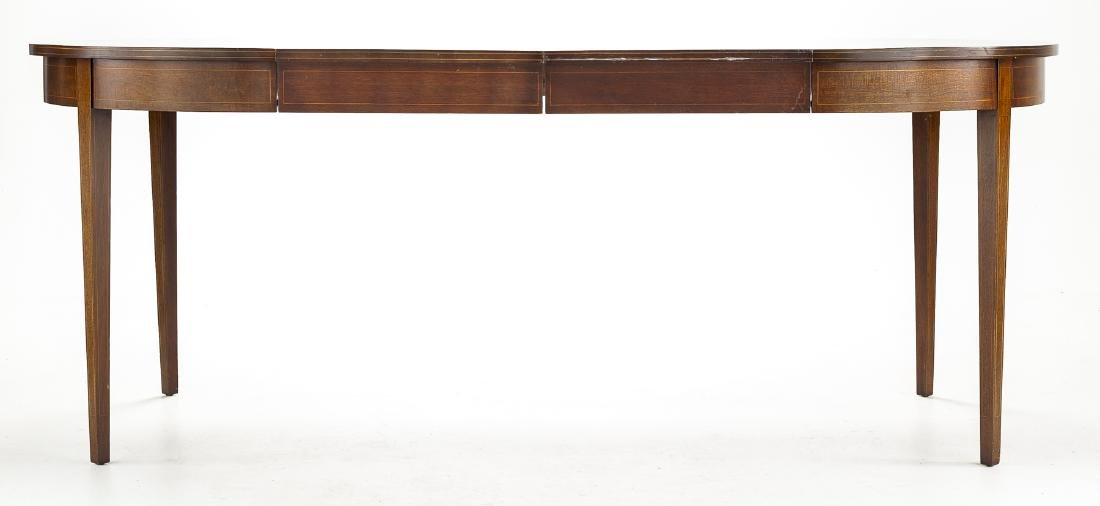 Hepplewhite Revival Extension Dining Table
