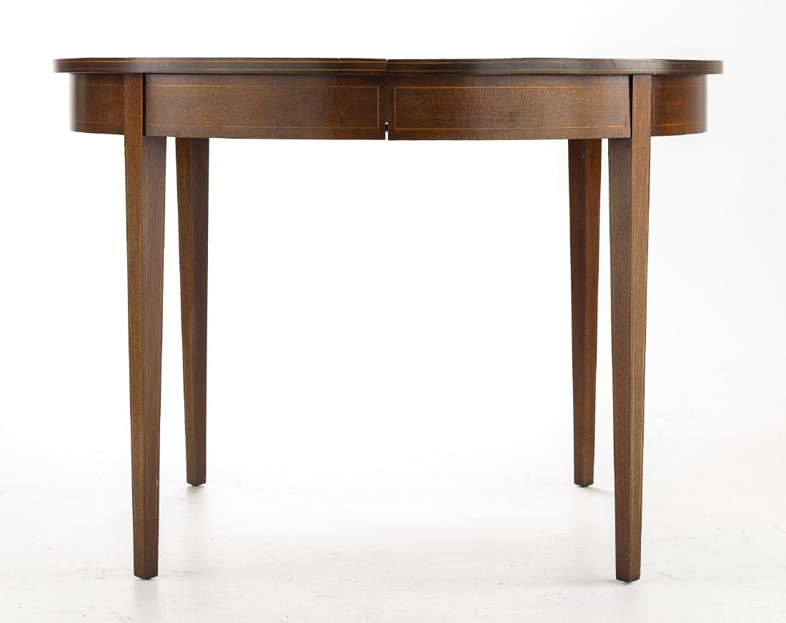 Hepplewhite Revival Extension Dining Table - 2