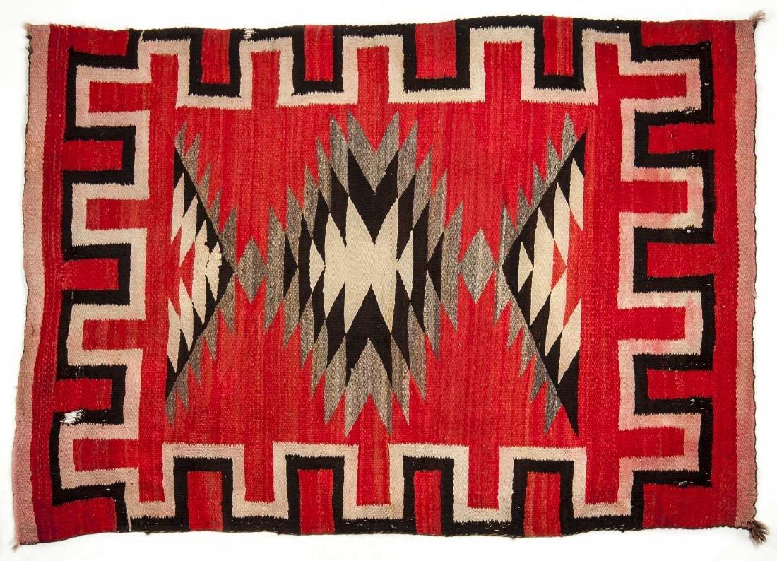 Ganado Eyedazzler Navajo Rug